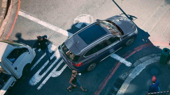 BMW X1 Panorama-Glasdach