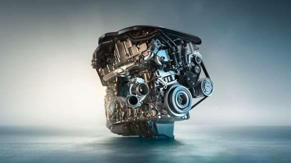 BMW TwinPower Turbo Reihen-6-Zylinder Dieselmotor
