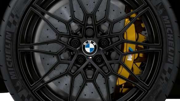 BMW M Carbon-Keramik-Bremse