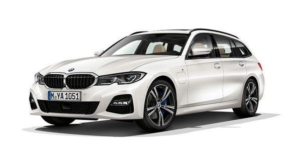 BMW 3er Touring Plug-In Hybrid